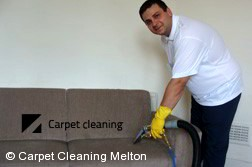 Melton 3337 Upholstery Cleaning